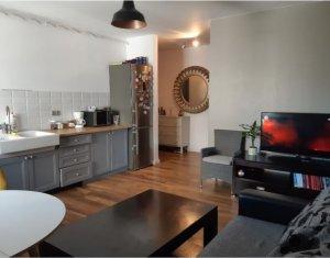 Vand apartament 3 camere, 65 mp, zona Gheorgheni, finisat, mobilat, parcare sub