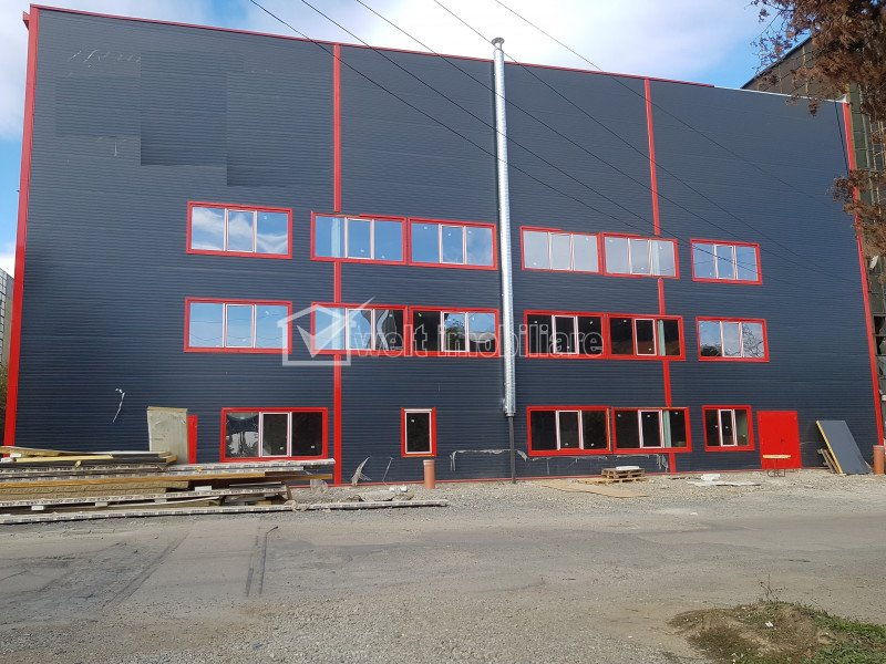 Spatiu birouri sau microproductie in constructie noua, Bd Muncii
