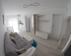 Apartament cu 2 camere in bloc nou-Marasti, finisat si utilat modern