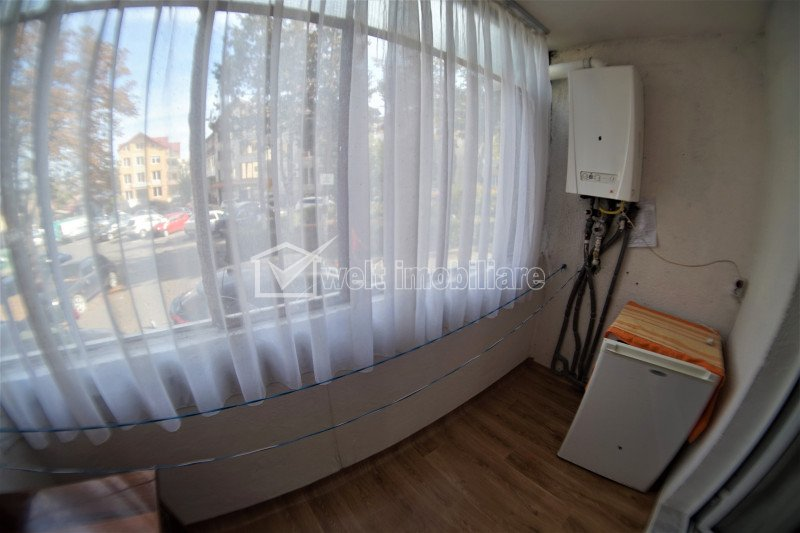 Garsoniera confort 1, 28 mp, mobilata/utilata, Manastur, zona Mehedinti