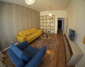 Apartament lux, 2 camere, decomandate, etaj 2/4, prima inchiriere, Marasti