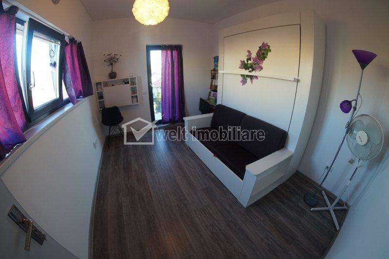 Inchiriere apartament 1 camera, zona Borhanci, 35 mp
