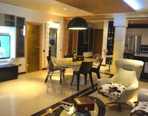 Apartament deosebit cu sauna si piscina interioara, 175 mp, Buna-Ziua