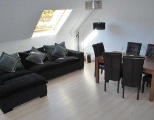 Apartament 3 camere pe 2 niveluri, 89mp utili, Manastur