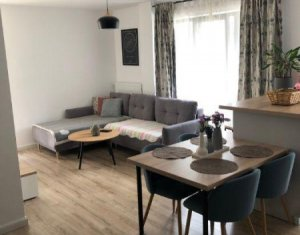 Apartament 3 camere superfinisat, complet mobilat, zona Donath Park