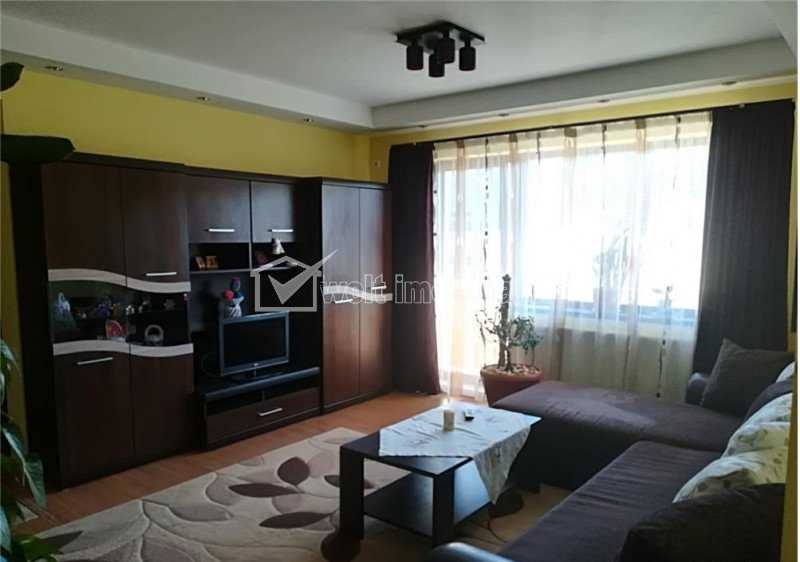 Apartament 2 camere 50 mp plus balcon, etajul 2, Manastur, Mehedinti