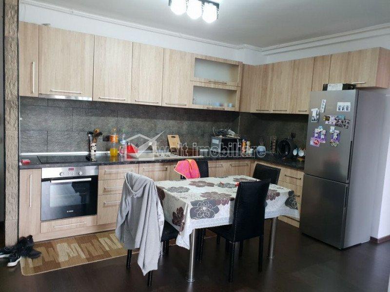Apartament 3 camere decomandat, mobilat si utilat, Iris
