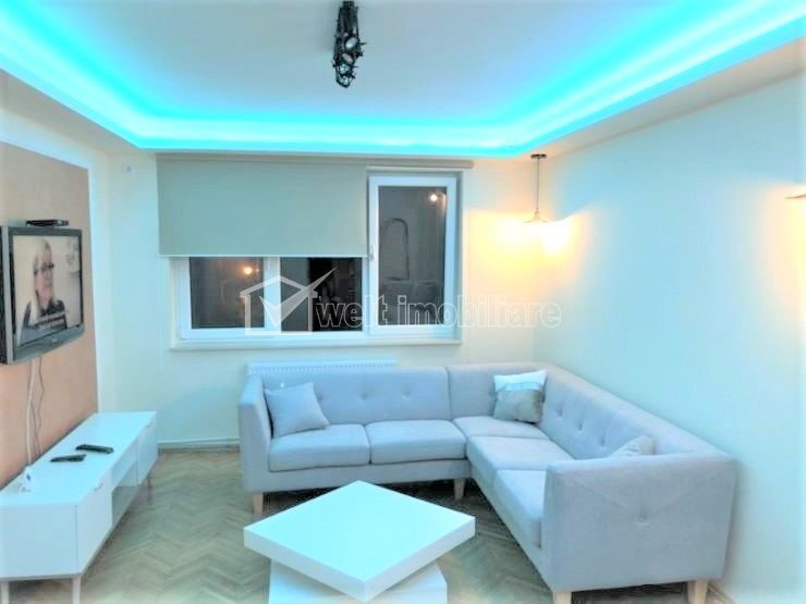 Apartament de inchiriat cu 3 camere, 70 mp, loc de parcare, Donath, Grigorescu