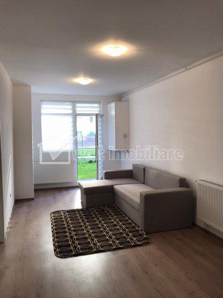 Apartament 3 camere, 60 mp, gradina 35 mp, parcare subterana, Iris