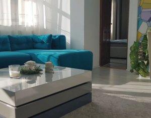 Apartament 3 camere decomandat, complet mobilat, zona Iris