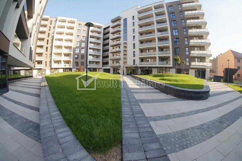 Apartament 2 camere, NOU, 7 min Piata Mihai Viteazu