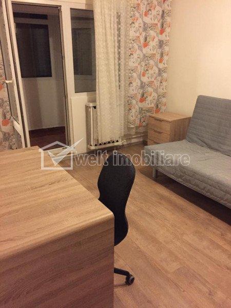 Garsoniera confort 1, etaj 2/4, mobilata/utilata modern, Zorilor