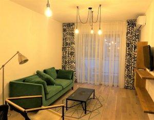 Apartament de inchiriat cu 2 camere, lux, 60 mp, Platinia, Manastur