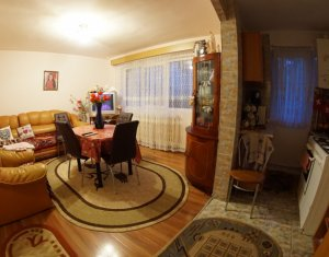 Apartament cu 3 camere, strada Mehedinti, Manastur