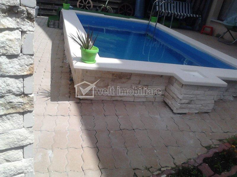 Casa cu piscina de inchiriat, Zorilor