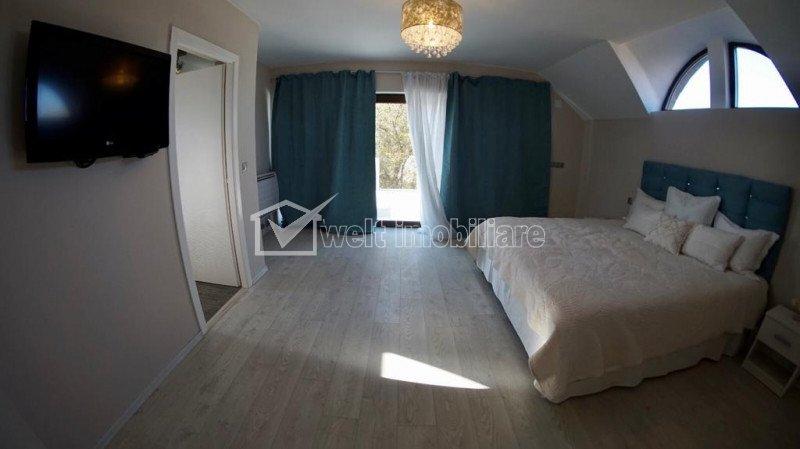 Vila moderna, 5 camere, lux, SU 250 mp, Baciu