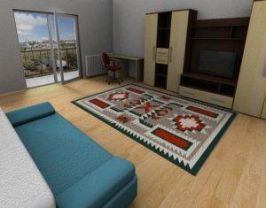 Apartament cu 1 camera in Manatur in zona de case cu parcare