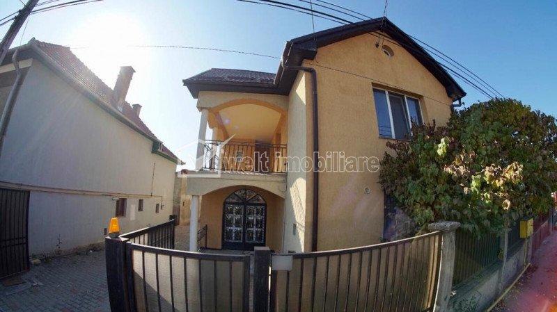 Vila moderna, 7 camere, lux, SU 380 mp, Baciu