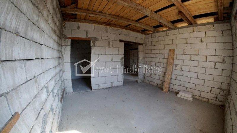 Apartament in vila moderna, 4 camere, lux, SU 190 mp, Baciu