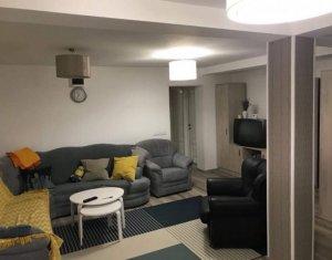 Apartament de inchiriat la casa cu gradina, 85 mp, 5 parcari, zona Becas