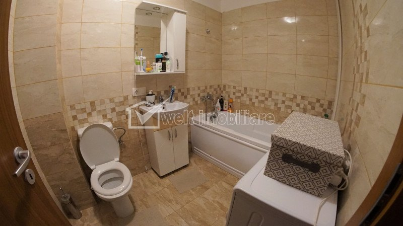 Appartement 2 chambres à vendre dans Cluj-napoca, zone Someseni