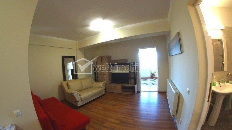 Apartament cu 2 camere, bloc nou, 52mp, central