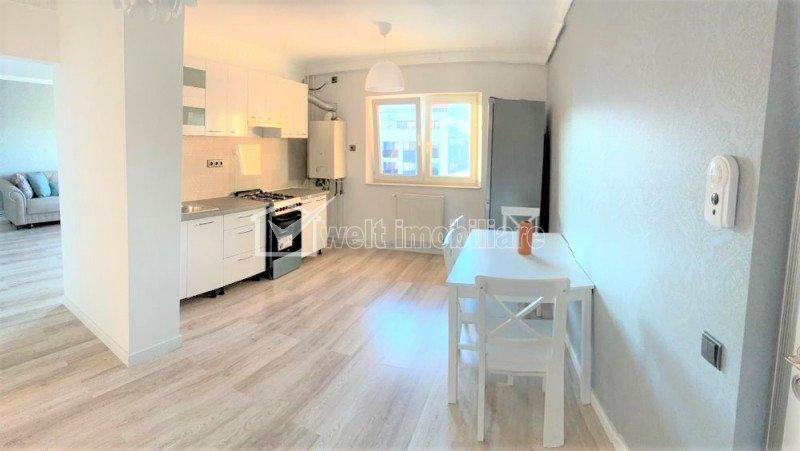 Apartament de lux cu 3 camere, 76 mp, USAMV
