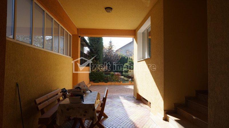 Inchiriere casa in Gruia-Belvedere, zona de top, 7 dormitoare, ocupabila imediat