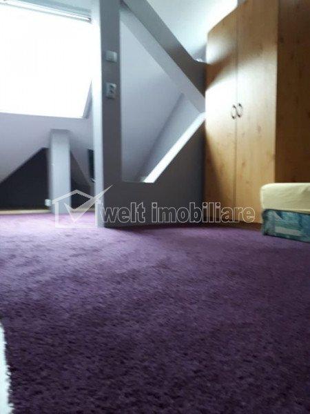 Inchiriere apartament la casa, parcare, terasa, 160 mp, Someseni