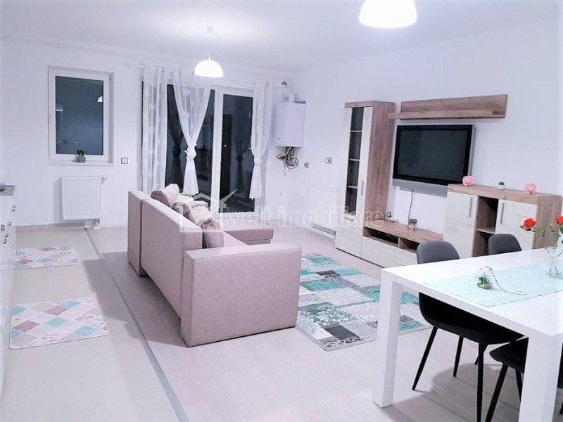 Apartament de inchiriat cu 2 camere, decomandat, Sopor, Gheorgheni