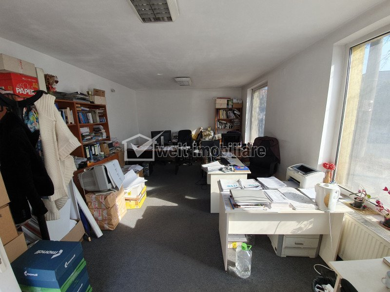 Spatiu comercial parter 2 parcari, zona piata Abator, Str. Bucuresti
