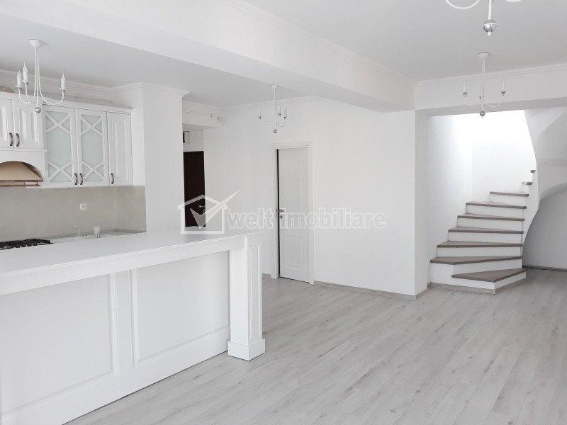 Inchiriere penthouse, 140 mp, terasa, parcare, zona Buna Ziua