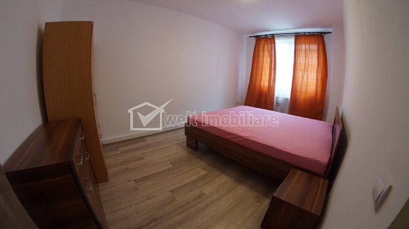 Apartament cu 2 camere, modern, decomandat, 60 mp, cartier Zorilor