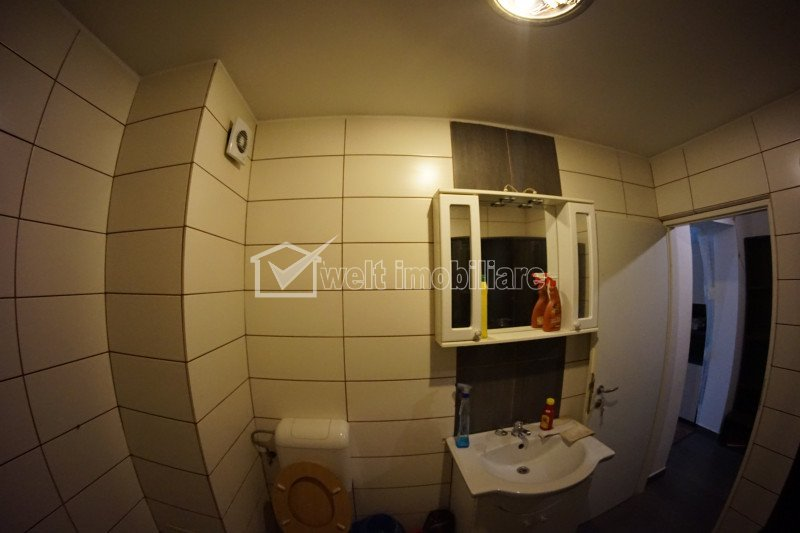 Apartment 1 rooms for sale in Cluj-napoca, zone Bulgaria