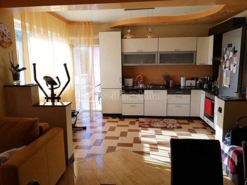 Apartament cu 3 camere, bloc nou, 83mp, cartier, Gheorgheni