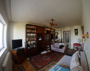 Apartament 3 camere decomandate, Bucium-Manastur