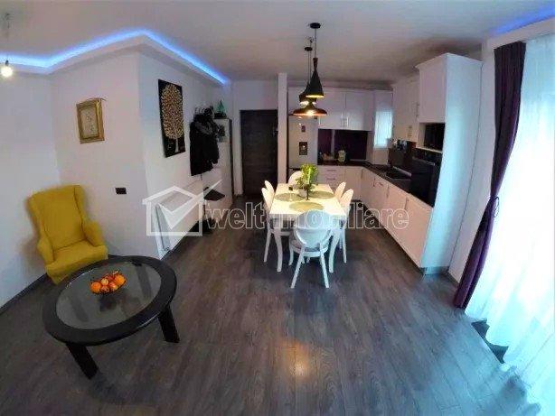 Apartament 3 camere, 65 mp, terasa 26 mp, boxa, parcare subterana, zona Ira