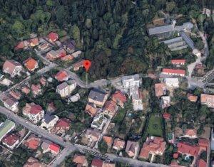 Vanzare teren premium, Zorilor, Gradina Botanica, 1250 mp, front 22 ml