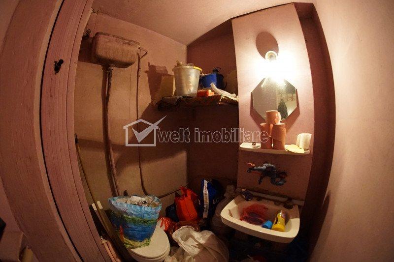 Apartament 4 camere, 78 mp utili, decomandat, Calea Floresti