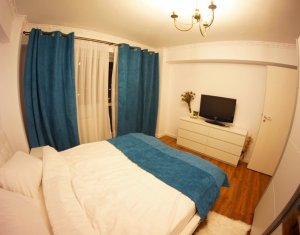 Apartament lux 3 camere, 80mp, 2 balcoane, et 4 din 10, parcare, garaj, Marasti