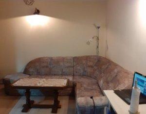 Inchiriere apartament spatios 3 dormitoare, mobilat si utilat, Manastur