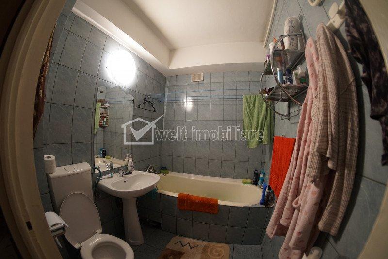 Apartament cu 2 camere, bloc cu lift, str. Horea, zona Gara