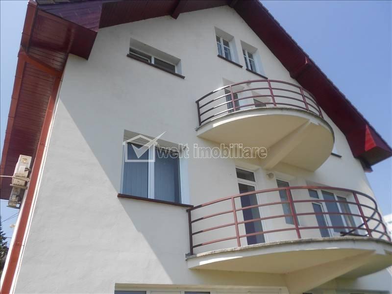 Casa 240 mp, birouri, parcare proprie, Gheorgheni