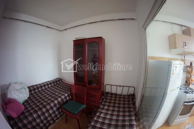 Apartament 1 camera, 43 mp, etaj 3 din 5, Iris