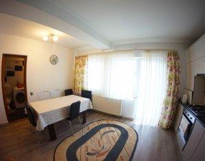 Apartament cu 2 camere, 41 mp, 2 balcoane, etaj 1/4, zona Piata 1 Mai