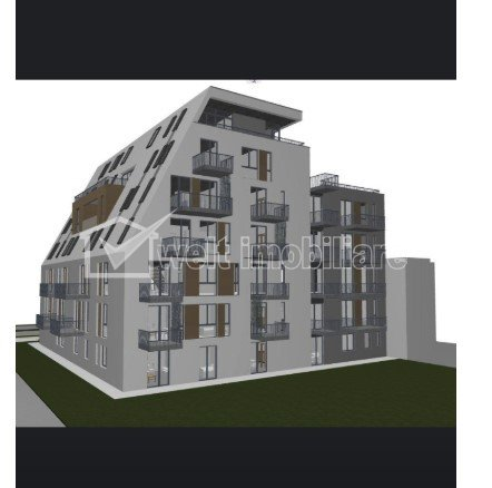 Apartament 2 camere, constructie noua, in Dambul Rotund, proiect nou