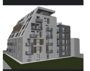 Vanzare apartament 2 camere, in Dambul Rotund, proiect nou