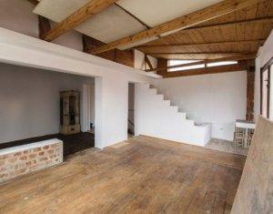 Continua un proiect de vis!  Ap. 4 camere, 2 niveluri, 120 mp utili in casa/vila