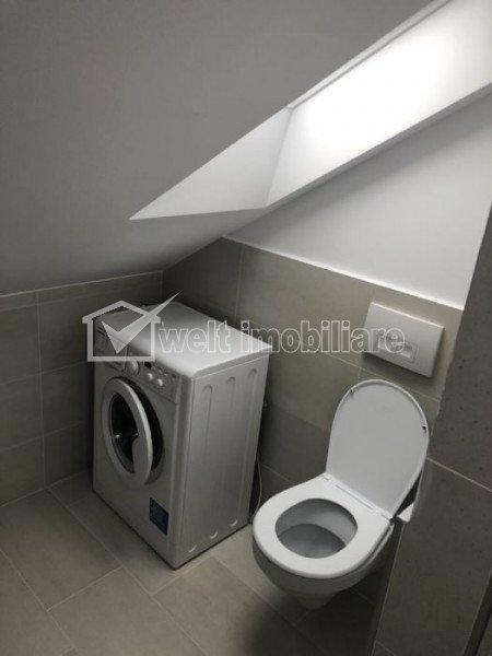 Prima inchiriere apartament 2 camere, modern, mobilat si utilat, Manastur