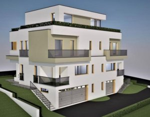 Duplex de vanzare, 176mp utili, 35mp terasa, Andrei Muresanu